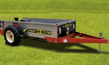 H&S Manure Spreaders » Roeder Implement Inc , Dubuque, Iowa