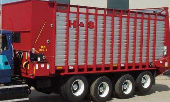 H&S Forage Boxes » Roeder Implement Inc , Dubuque, Iowa